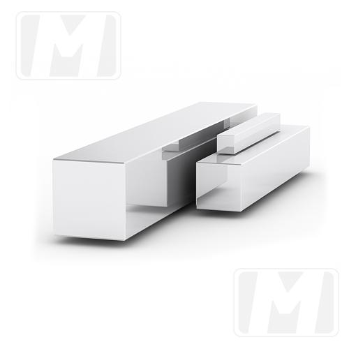 Квадрат стальной горячекатаный 23 мм