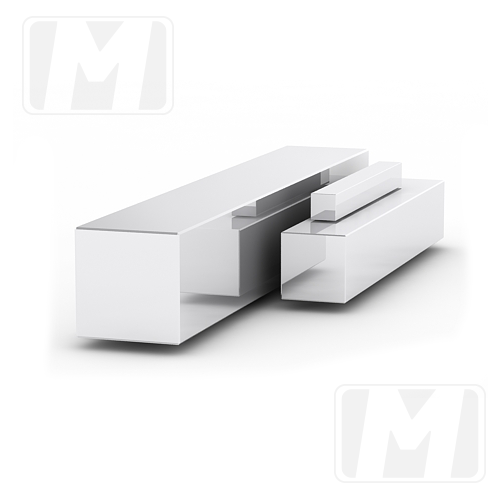 Квадрат металлический 6×6 мм