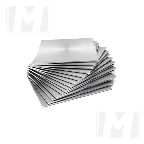 Лист стальной рифленый 8 мм чечевица