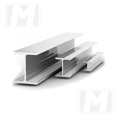 Двутавровая стальная балка 24