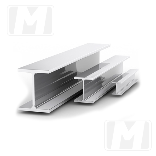 Двутавровая стальная балка 40Б2