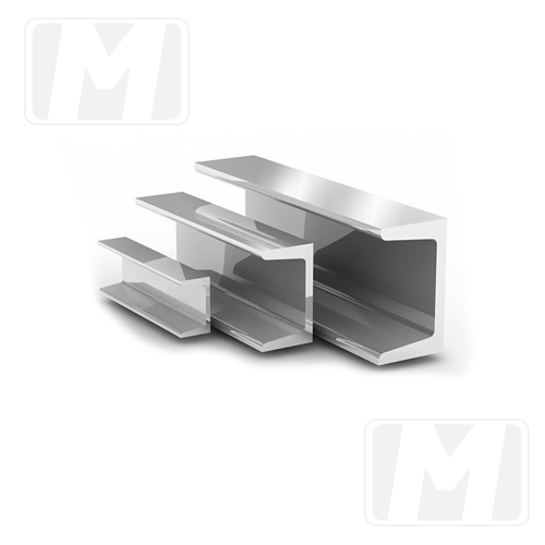 Швеллер гнутый 180х100х5 мм