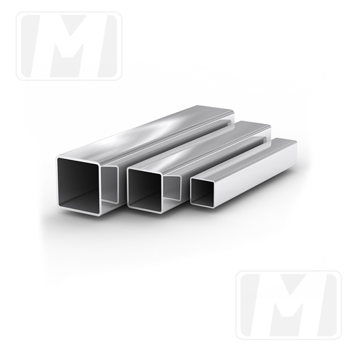 Труба стальная 80х50х3,5 мм